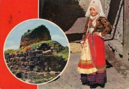 Sardegna - Cartolina COSTUMI SARDI: OLLOLAI (Nuoro) - OTTIMA L22 - Europe