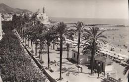 Espagne - Sitges - Paseo Ribera - Barcelona