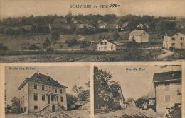 FRIESEN - Ecole Des Filles , Grande Rue - France