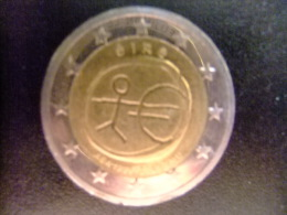 IRLANDA / ÉIRE 2009  Aniv. Unión Monetaria Europea  2 € - Irlanda