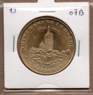 Monnaie De Paris : Notre-Dame De La Garde - Marseille - 2007 - Monnaie De Paris