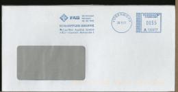 AUSTRIA  -  EMA  -  FAG  -  VOSENDORF - Poststempel - Freistempel