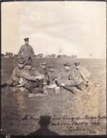 Photo 14-18 NORROY-LE-SEC (près Briey) - Soldats Allemands (A107, Ww1, Wk 1) - Unclassified