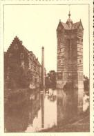 ROTSELAAR (3110) : Domein TERHEIDE Met Toevluchtstoren (12°-15° Eeuw) En Herenhuis Eynatten (1631) - (foto 1912). CPSM. - Rotselaar