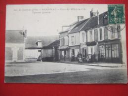 """60 - MAIGNELAY - """" EPICERIE CENTRALE """" - PLACE DE L' HOTEL DE VILLE - - France"""