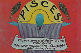 """Astrology , """"Pisces"""" , 50-60s - Astrology"""