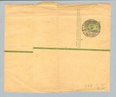 Russland 1898-03-23 Streifband M#S4A - 1857-1916 Empire