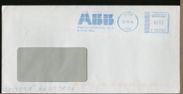 AUSTRIA -  EMA  -  ABB  -  Elettricità - Poststempel - Freistempel