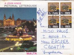 Malta - Pictorial Letterguide 1976 - Malta