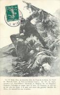 54  MARS LA TOUR  Guerre 1870.71 Au Bord Du Ravin Du Fond De La Cuve  2 Scans - France