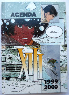XIII - VANCE VAN HAMME - AGENDA  1999 - 2000 Non écrit - Agendas & Calendriers
