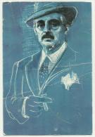 SIRIO BANDINI OMAGGIO A PUCCINI VIAGGIATA F.G. ( CI SONO DELLE PIEGHE) - Illustratoren & Fotografen