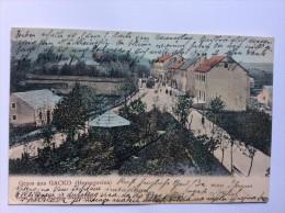 AK    BOSNA     BOSNIA     GACKO    HERCEGOVINA   1907 - Bosnia And Herzegovina