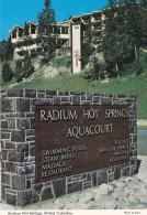 Radium Hot Springs Aquacourt , RADIUM HOT SPRINGS , B.C. , Canada , 50-70s - Brits-Columbia