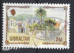 Gibralter 1993  (o)  Mi.669 - Gibraltar
