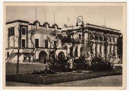 RODI - LA CASA DEL FASCIO E IL PALAZZO DELLE POSTE - 1937 - Storia Postale - Colonie - Fascismo - Vedi Retro - Altri