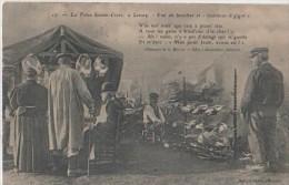"""LESSAY ( La Foire De St Croix  Etal De Boucher """" Tournous De Gigots"""" - France"""