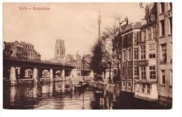 Rotterdam - Holland, Kolk - Rotterdam
