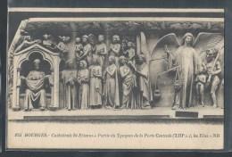 - CPA 18 - Bourges, La Cathédrale St-Etienne - Bourges