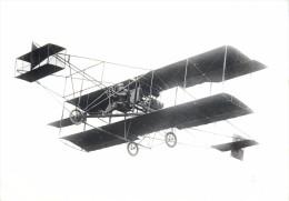 CP Noir Et Blanc Glacée  - Aviation - Reims : Curtiss ...... - 16AV  - Avec Pub De Médicament De Laboratoire Au Dos - Sonstige