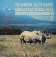 * LP *  REUNION JAZZ BAND - GREATEST DIXIE HITS (Holland 1971 EX-!!!) - Jazz