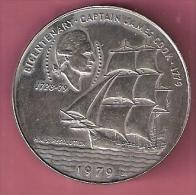 SAMOA TALA 1979 UNC DEATH OF CAP. JAMES COOK