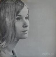 * LP *  MARTINE BIJL ZINGT (Holland 1966 EX!!!) - Vinyl Records