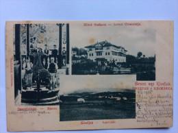 AK    BOSNA     BOSNIA     KISELJAK    1905 - Bosnia And Herzegovina