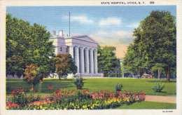 UTICA N.Y. - State Hospital - Utica