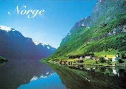 SOGN, NAEROYFJORDEN (Norwegen) - Norwegen