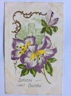 AK    BOSNA     BOSNIA     VRBANJA    1907. - Bosnia And Herzegovina