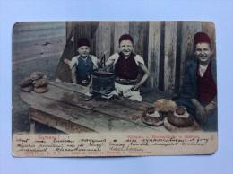 AK    BOSNA     BOSNIA     FOLK  ETHNIC    SUMANA        1904 - Bosnia And Herzegovina