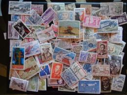France Lot De 100 TP Majoritairement Oblitérés - Postzegels
