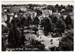 CERVIGNANO DEL FRIULI - GIARDINI PUBBLICI - UDINE - 1955 - Udine