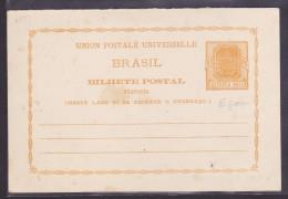 Brésil - Lettre - Otros