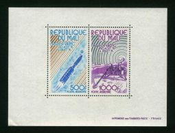 MALI  ( BLOC )  : Y&T  N°  9  BLOC  NEUF  SANS  TRACE  DE  CHARNIERE  ,  A  VOIR . - Mali (1959-...)