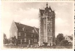 ROTSELAAR (3110) : Zuidkant Van Het Huis  TERHEIDE. Hoofdgebouw Bijgevoegd In 1631 Door Baron D' EYNATTEN, CPSM. - Rotselaar