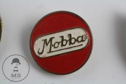 Old Mobba Spanish Advertising Pin Badge #PLS - Pin