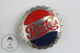 PEPSI COLA Old Advertising - Pin Badge #PLS - Marcas Registradas