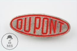 DUPONT Advertising - Pin Badge #PLS - Marcas Registradas