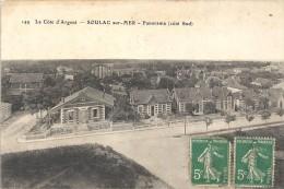 SOULAC SUR MER - 33 -   -Panorama Coté Sud   - GG - - Soulac-sur-Mer