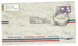 MX - MEXICO NACH GÖSCHENEN -BRIEF - Mexique