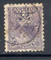 NEW ZEALAND, Class A Postmark `TEMUKA` - Oblitérés