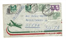 MX - MEXICO   NACH BERN -BRIEF - Mexique