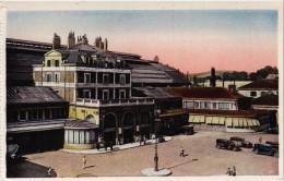 Carte Couleur - La Gare De Dijon - Dijon