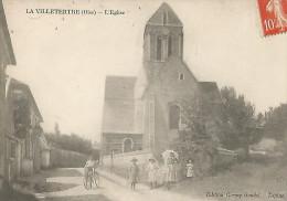 La Villetertre,l'église - Other Municipalities
