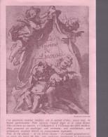 LA CUISINE DE L'AMOUR, Henri Maire Au Château Montfort, 40 Recettes, Petit Livret - Gastronomie