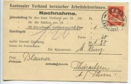 Swiss Subscription Card - Sindacati