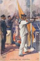 GUERRE 1914-18 - MARINE DE GUERRE Par Charles FOUQUERAY - Edit. LAPINA - Guerra 1914-18