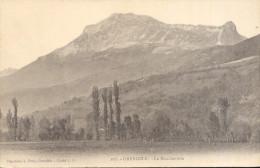 Grenoble  Le Moucherotte - Grenoble